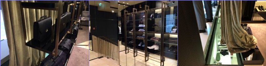 BOUTIQUE Brioni Wien